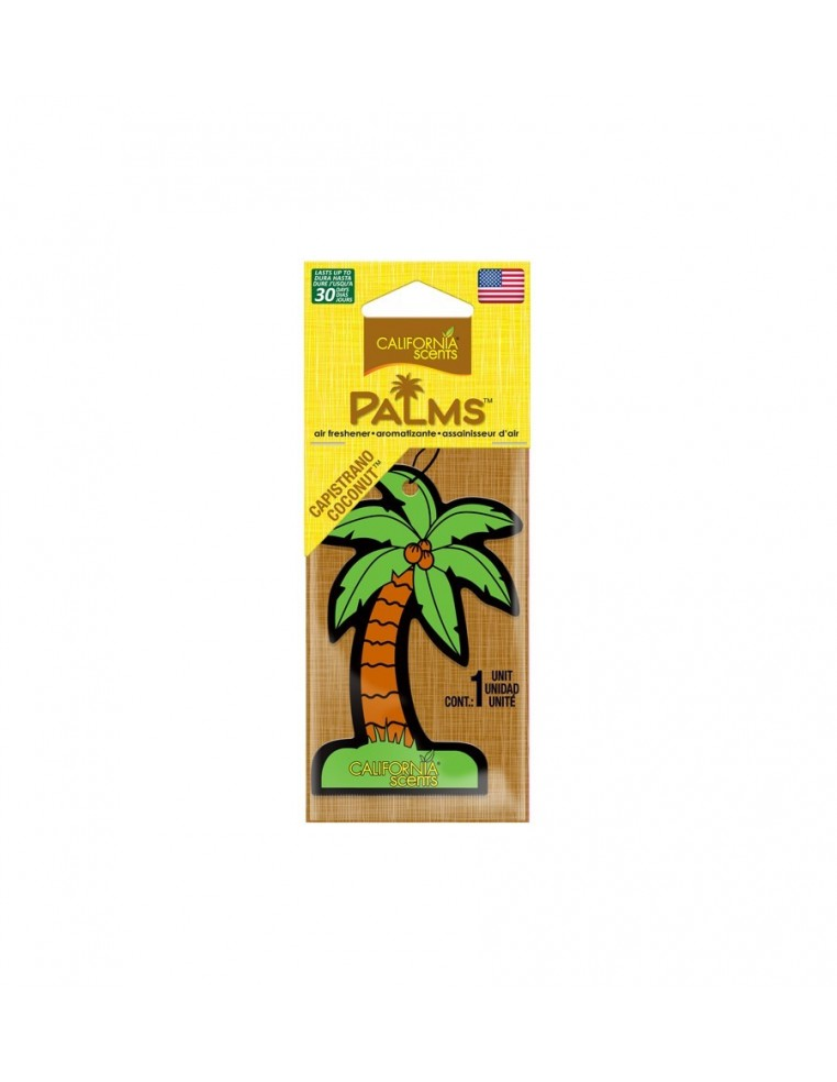 Palms Hang-Outs air freshener