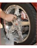 Daytona Speed Master Wheel Brush
