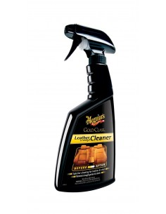 Meguiar's Gold Class Leather & Vinyl Cleaner 473 ml