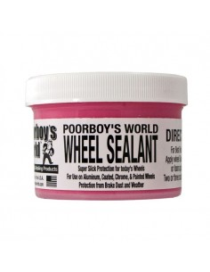 Poorboy's World Wheel Sealant