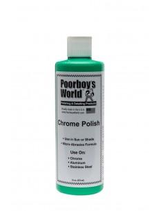 Poorboy's Chrome Polish metalų poliravimo pasta