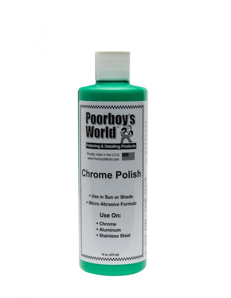 Poorboy's Chrome Polish
