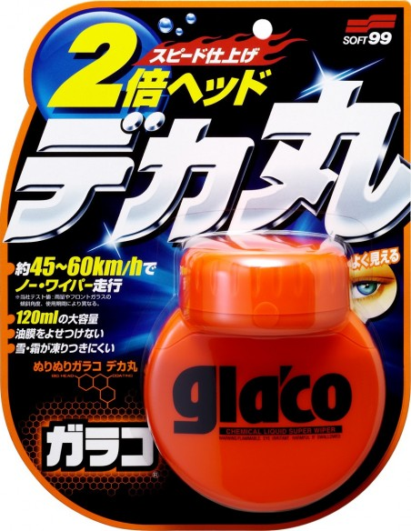 SOFT99 Glaco Roll On Large 120 ml.