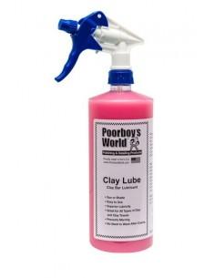 Poorboy's World Clay Lube – skystis paviršių valymui su moliu