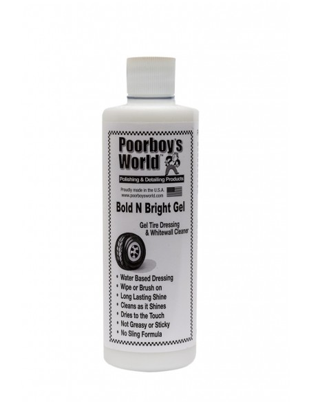 Poorboy's World Bold N Bright Gel