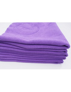 Nanolex Microfiber Cloth Purple 5 pcs.