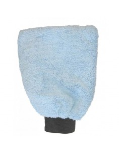 Luxus Bluenet microfiber washing glove