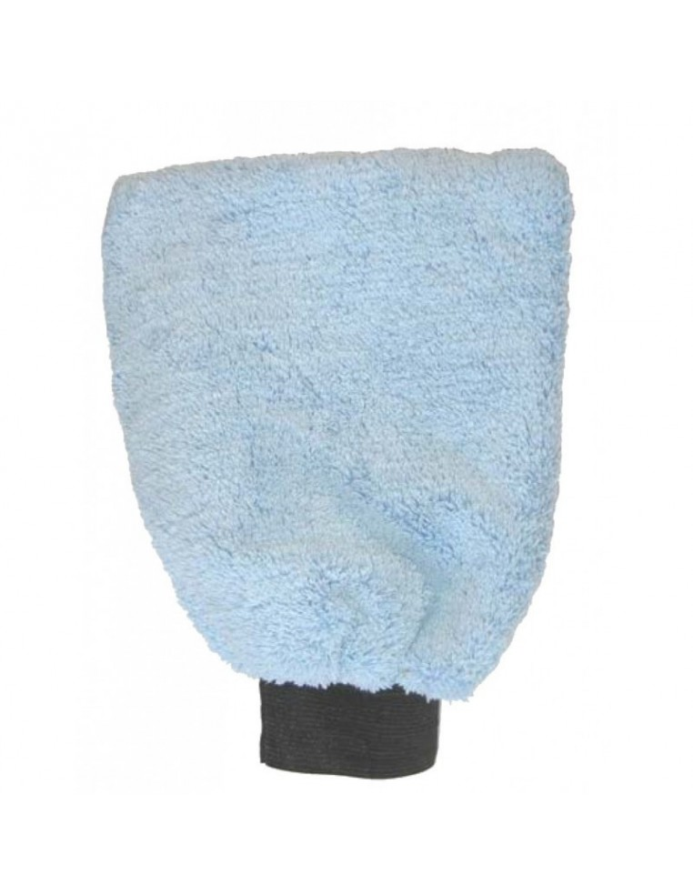 Luxus Bluenet microfiber washing glove