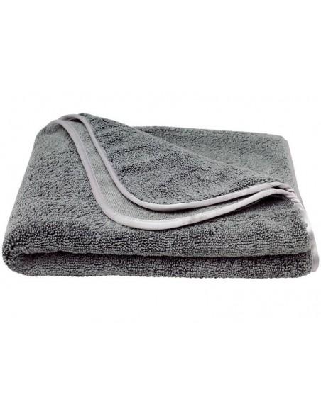Luxus Grey Drying Towel mikropluošto šluostė sausinimui 90x60 cm