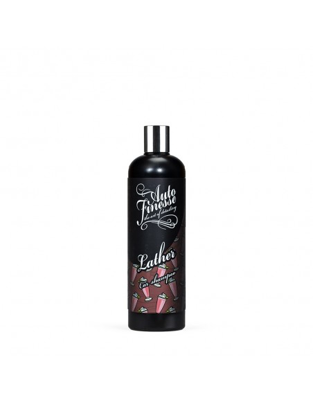 Auto Finesse Lather Strawberry shampoo 500 ml.
