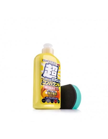 SOFT99 Micro Liquid Compound Dark & Black