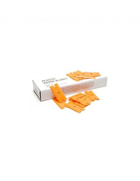 EZ-Grip plastic razor blades 100 pcs