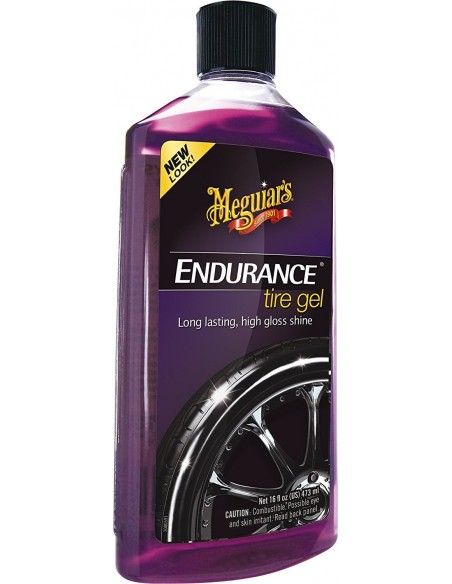 Meguiar's Endurance gelis padangoms 473 ml