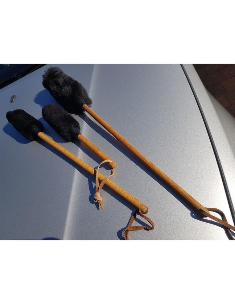 Flexipads/ /Wheel and Spoke Brush 3/Pack