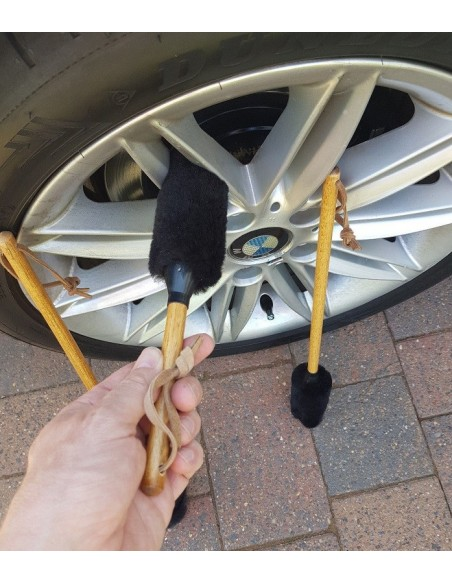 Flexipads Wheel Whoolie Wands  (3 vnt.)