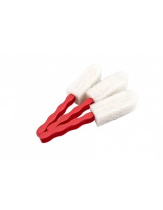 Flexipads cleaning Brushes (Set of 3)