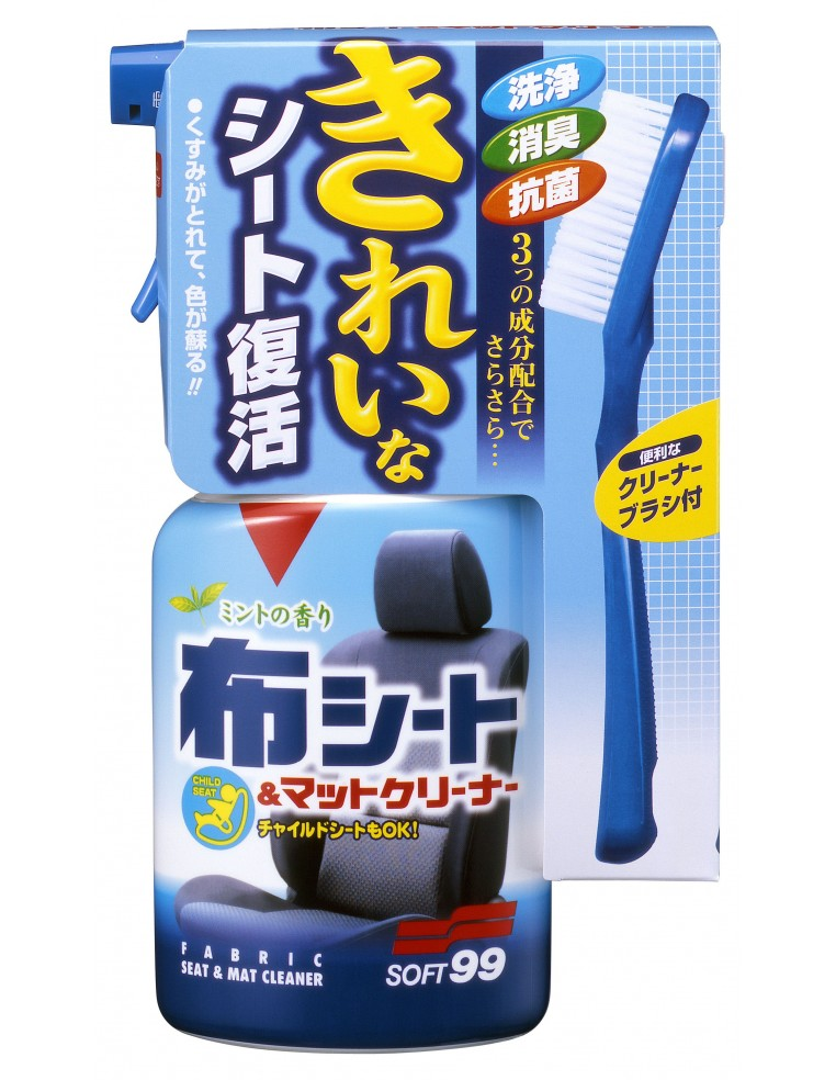 SOFT99 New Fabric Seat Cleaner