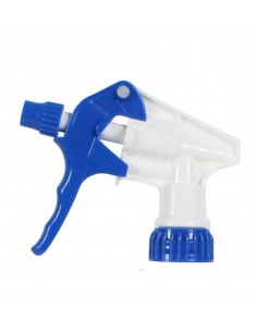 Chemical Resistant Trigger Blue/White 250mm