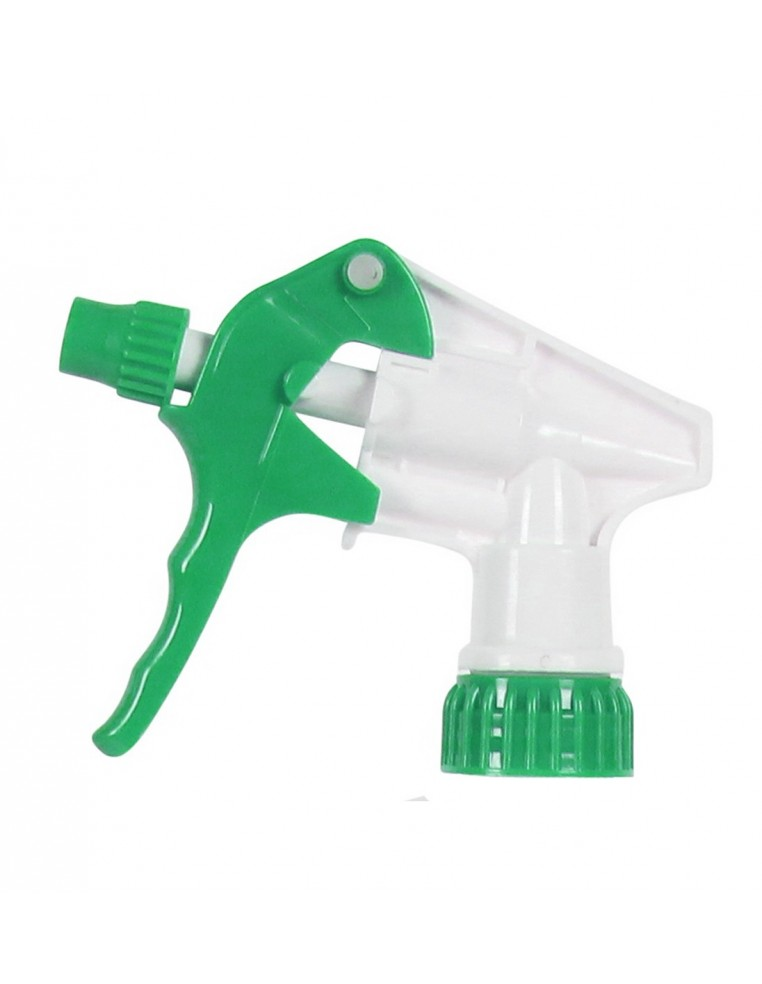 Chemical Resistant Trigger Green/White 170mm