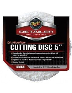 Meguiar's DA Microfiber Cutting Disc 140 mm.