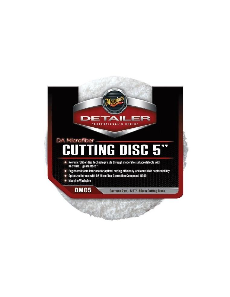Meguiar's DA Microfiber Cutting Discs 140 mm mikropluosto poliravimo padas