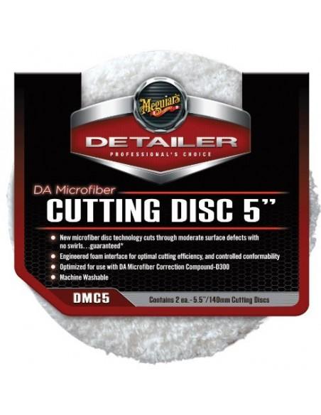 Meguiar's DA Microfiber Cutting Disc 140 mm.