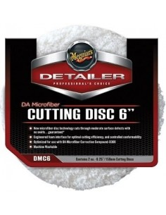 Meguiar's DA Microfiber Cutting Disc 160 mm.