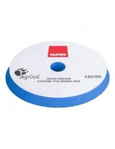 Rupes Mille Blue Coarse 140mm Foam polishing pad (blue)