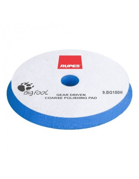 Rupes Mille Coarse Blue 140mm Foam polishing pad