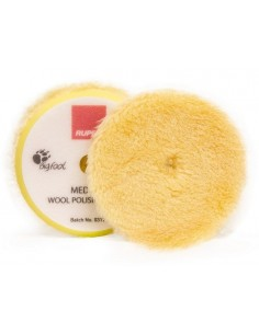 Rupes Yellow Medium Wool Polishing Pad 150mm