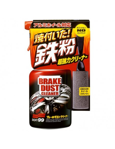 SOFT99 New Brake Dust Cleaner
