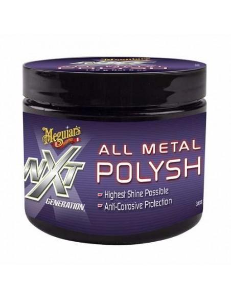 Meguiar's NXT Generation metalų polirolis 168 g