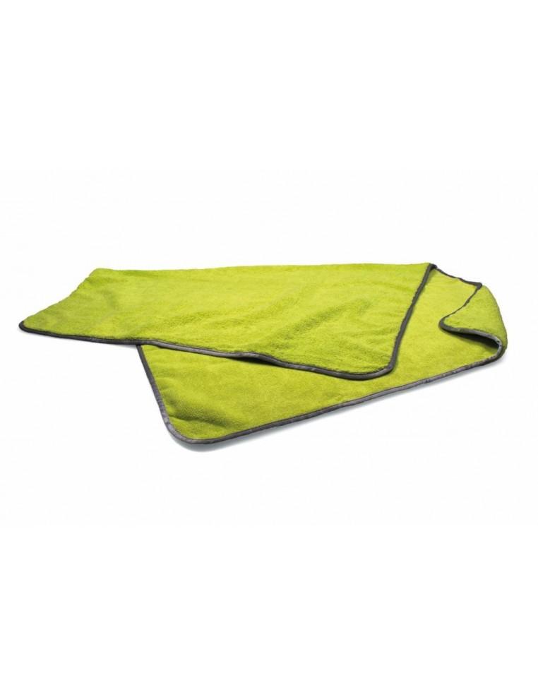 Luxus Green Drying Towel mikropluošto šluostė sausinimui 90x60 cm (žalia)