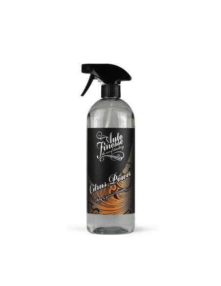 Auto Finesse CITRUS POWER BUG & GRIME REMOVER