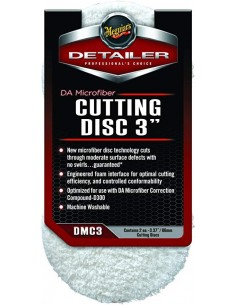 Meguiar's DA Microfiber Cutting Disc 80 mm.