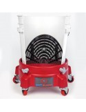 GRIT GUARD Washboard bucket insert