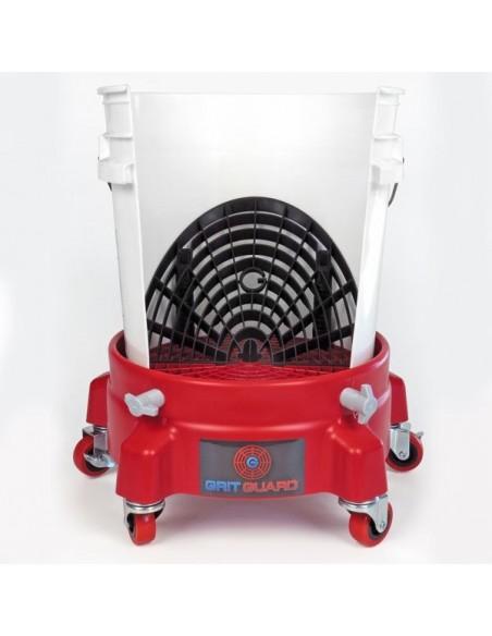 GRIT GUARD Washboard bucket insert