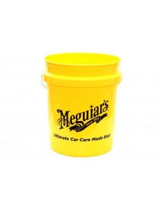 Meguiar's Professional Wash bucket (Yellow)