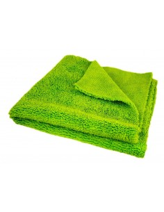 Luxus Laser Green microfiber cloth 40x40