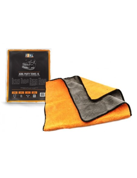 ADBL Puffy Towel XL 60x90 microfiber towel