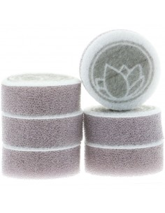 Nanolex Hard Mini Polishing Pad (Grey) 32x12