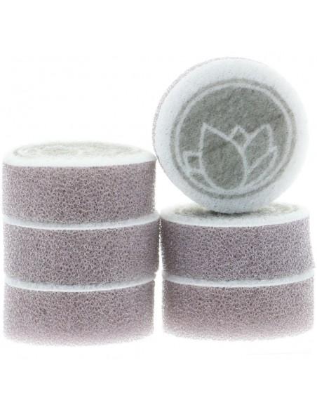 Nanolex Hard Mini Polishing Pad (Grey) 32x12
