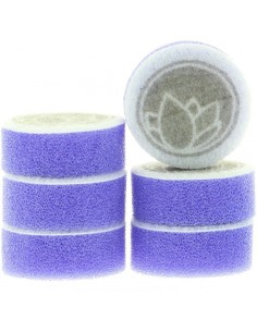 Nanolex Medium Mini Polishing Pad (Purple) 32x12
