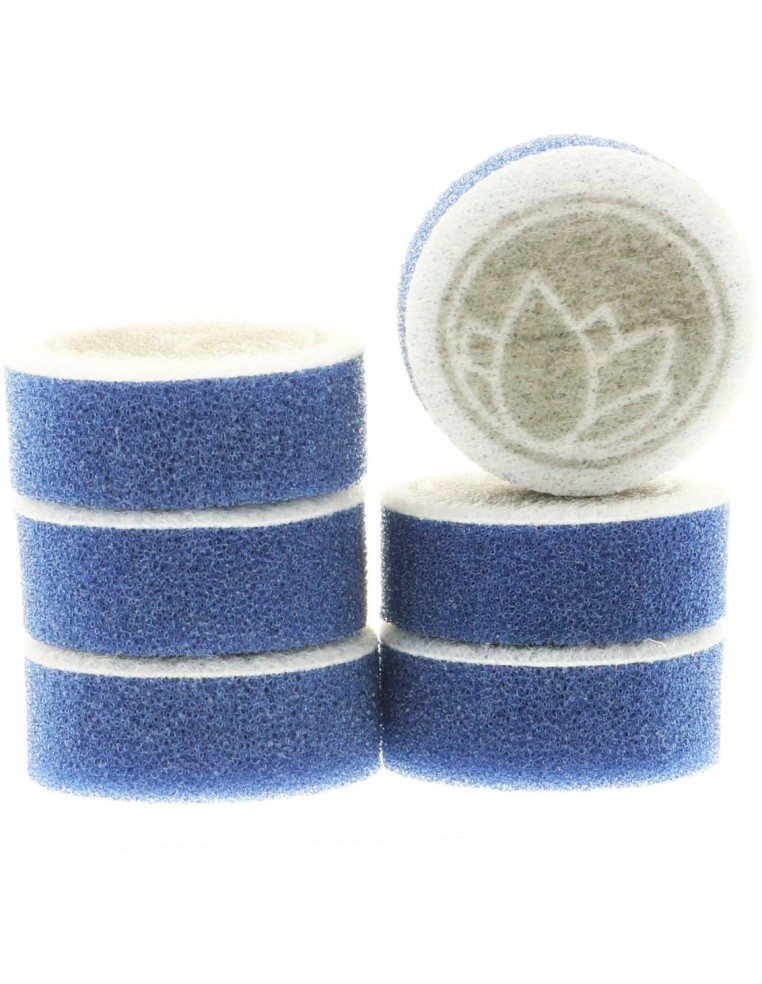 Nanolex Soft Mini Polishing Pad (Blue) 32x12