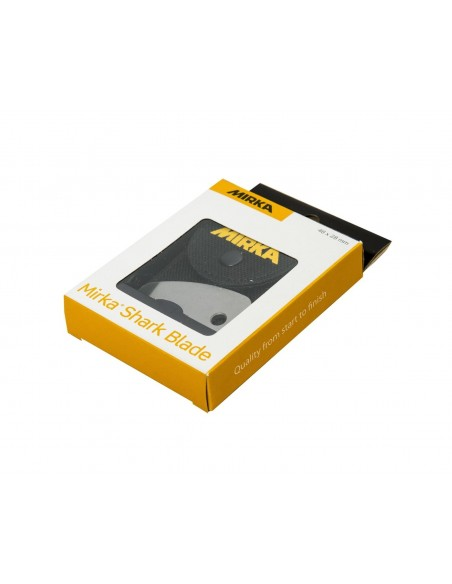 MIRKA Shark Blade  48 x 28 dažų ir lako defektų šalininmo peiliukas