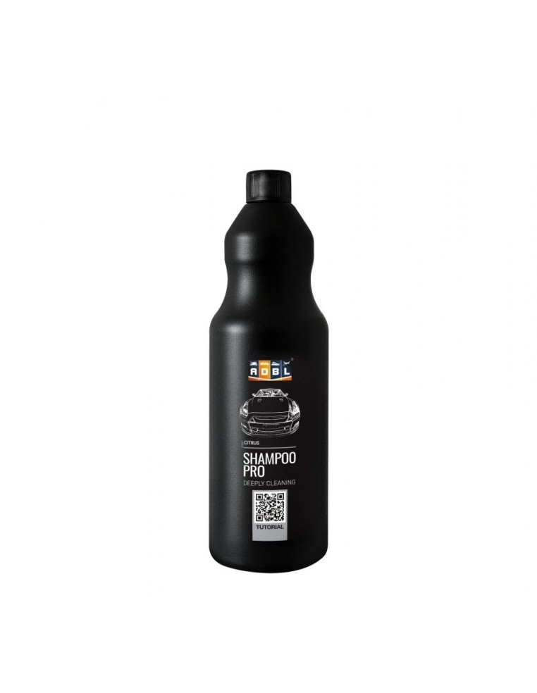 ADBL SHAMPOO PRO High concentration and excellent cleaning properties