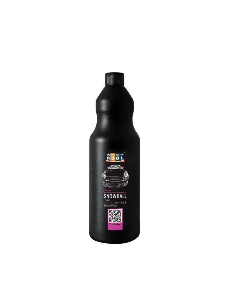 ADBL Snowball - High performance, NEUTRAL PH SAFE FOR SEALANTS AND WAXES