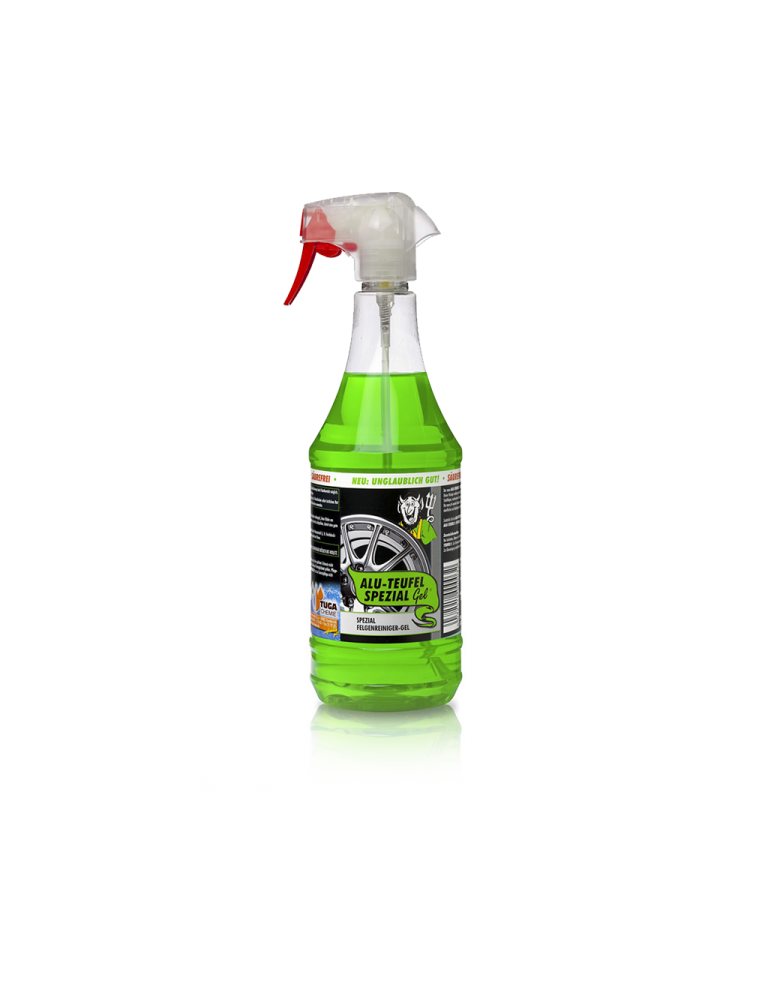 Tuga Chemie Alu-Teufel Spezial Gel wheel cleaner 1000 ml