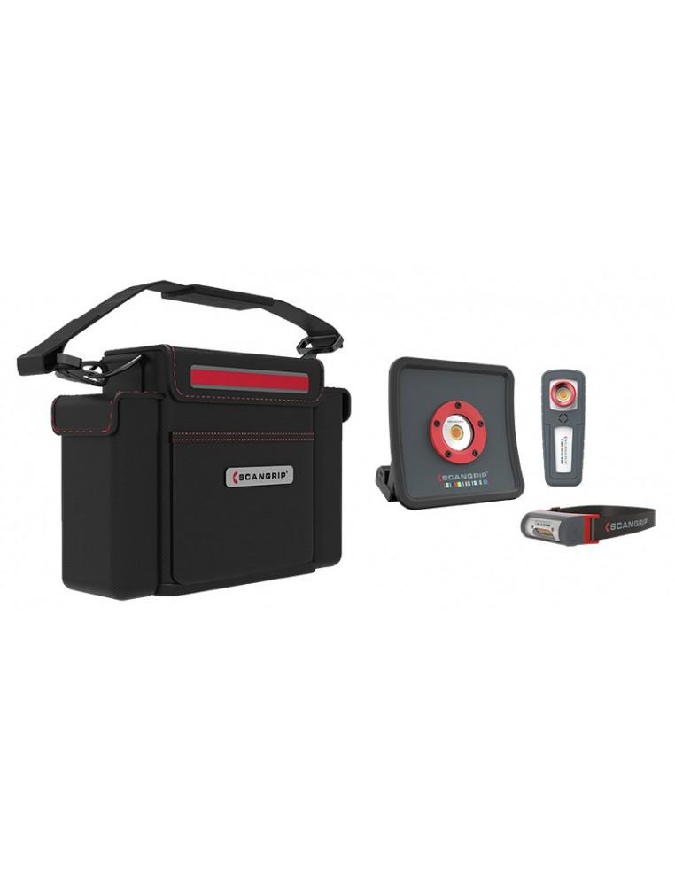 Scangrip 3rd generation Detailing Kit - Essential