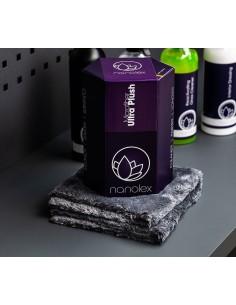 Nanolex Ultra Plush Mikropluošto šluostės 40x40 (3 vnt.)